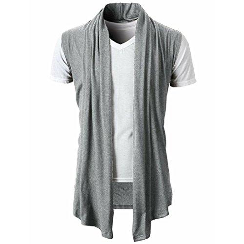 Camiseta para Hombre, Camisa sin Mangas de la Rebeca de los...