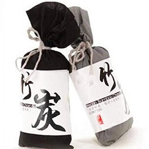 Sacchetto di carbone di bambù Car deodorante per auto Purificatore d'aria Cassetto Deodorante Borsa 100g Carbone attivo Sacchetto di carbone di bambù