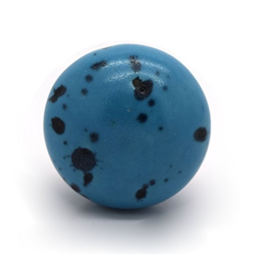 matt-blue-black-dimple-retro-ceramic-cupboard-door-knob-pull