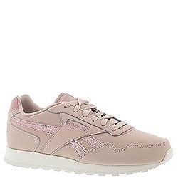 Reebok Womens Classic Harman Run Walking Shoe USA-Bare Beige/Chalk/Chalk 7 B(M) US