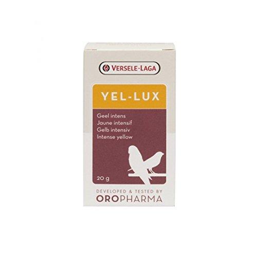Colorant Oropharma Yel-Lux pour canari jaune