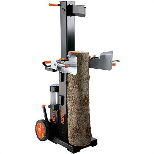 FUXTEC Holzspalter 10t Brennholzspalter Langholzspalter Hydraulikspalter