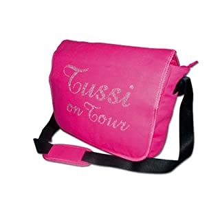 Tussi on Tour Courierbag