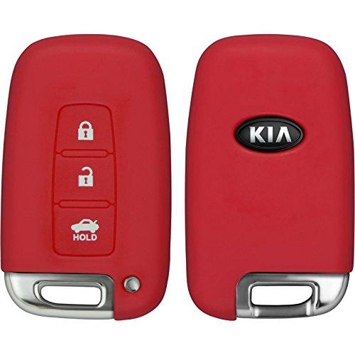 phonenatic-funda-de-silicona-para-mando-de-3-botones-de-kia-k7-sorento-en-rojo-llave-plegable-de-3-k