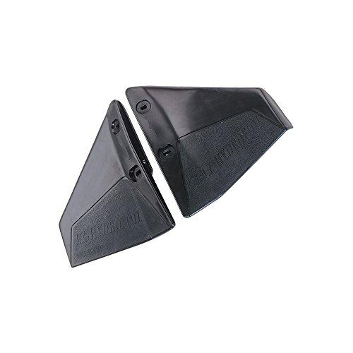 NuovaRade Lalizas LZ Hydrofoil für Außenbords, Fitsup bis 50 PS, Schwarz