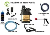 Portable Pressure Washers Review and Comparison