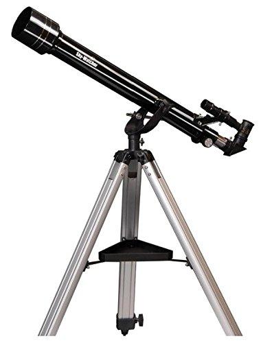 Sky Watcher-Telescopio Refractor 60/700, Color Negro