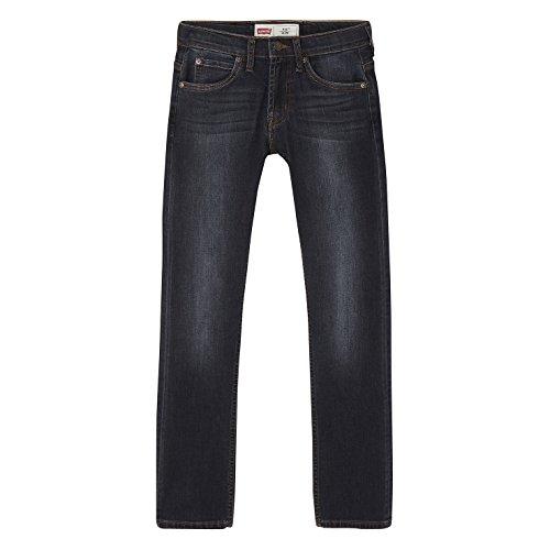 Levi's Kids Jungen Trousers NM22167 Jeans, Blau (Indigo 46), 14 Jahre (Herstellergröße: 14A) (Slim Jungen 18 Levis)