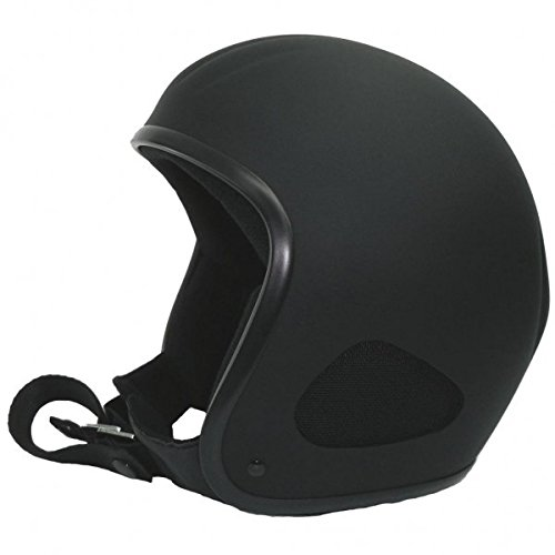 Helm Titan, Farbe:schwarz-matt;Größe:XL