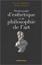 Dictionnaire d'esthétique et de philosophie de l'art