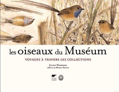 Les oiseaux du Muséum : Voyages à travers les collections par Julien Norwood