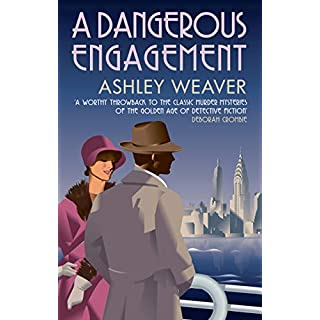 A Dangerous Engagement (Amory Ames)
