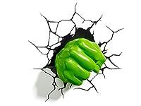 Marvel Hulk Fist 3D led light -Parent