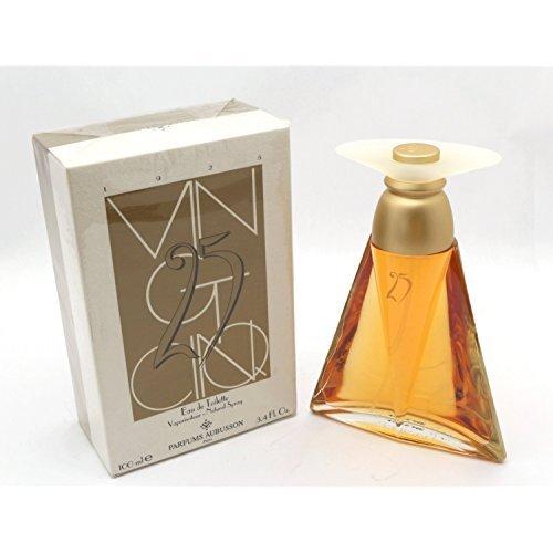 Vintage 25 PARFUMS AUBUSSON 1925 Perfume For Women Eau De Toilette Spray 3.4 oz / 100 ml Sealed by Aubusson -