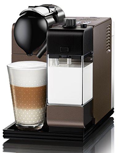 DeLonghi EN 520.DB Nespresso Lattissima+ Chocolate - Macchiato Nespresso Gläser Latte