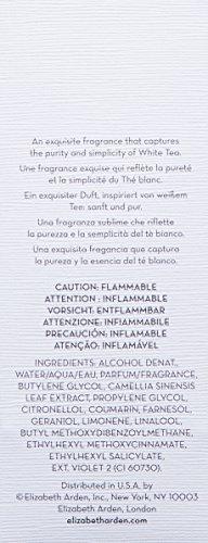 Elizabeth Arden Elizabeth arden white tea eau de toilette 50 ml