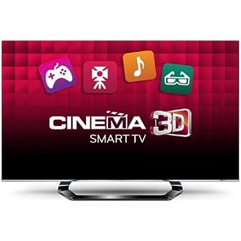 LG 47LM660S 119 cm (47 Zoll) Fernseher (Full HD, Triple Tuner, 3D, Smart TV)