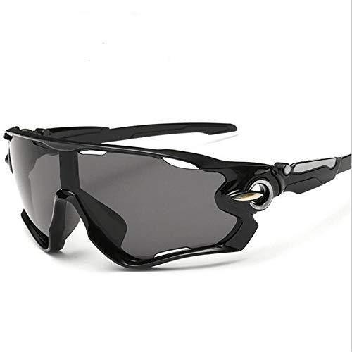 ANSKT Sportsonnenbrille Herren und Damen Polarized UV Protection 400 Lightweight CyclUnisex