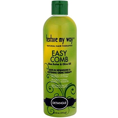 Texture My Way Easy Comb Crème/Lotion Ramollissement 12 Oz