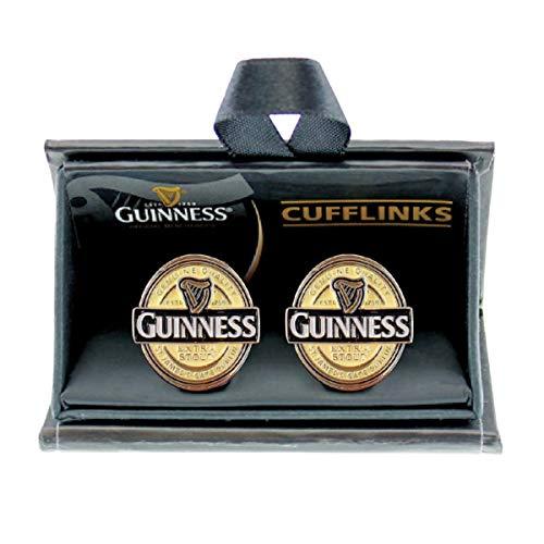 Guinness Etikett Manschettenknöpfe