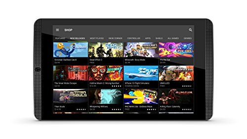 "NVIDIA SHIELD Tablette K1 (8"", 16 Go, Android)"