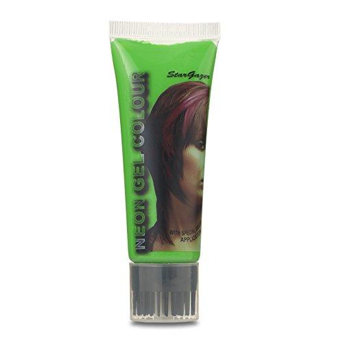 Stargazer Products UV Neon Haargel, grün, 1er Pack (1 x 50 (Haarfarbe Grün Gel)