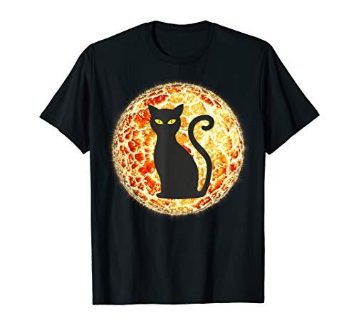 Wirklich Mädchen Gruselige Kostüm - Schwarze Katzen wirklich lustig gruselig gruselig Halloween T-Shirt