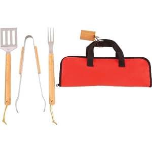 chef-master Chefmaster Grill Werkzeug Set