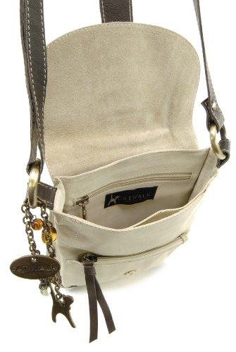 Borsa Messenger Piccolo di Catwalk Collection in pelle -