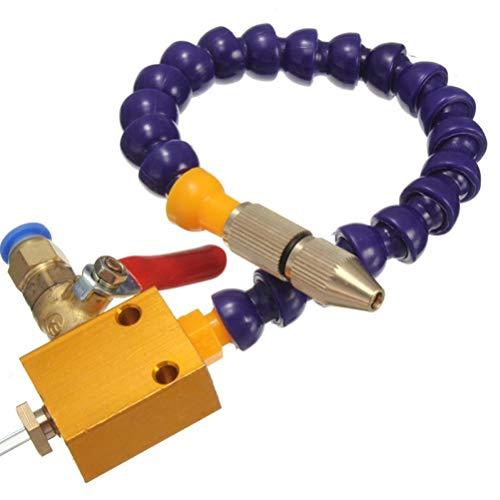 PiniceCore 8mm Aire tubería refrigerante Niebla lubricación
