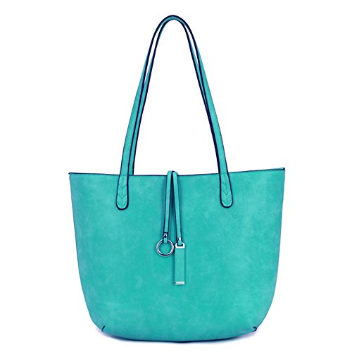 LS2, Borsa tote donna Teal