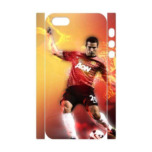 LP-LG Phone Case Of Robin van Persie For iPhone 5,5S [Pattern-6] Pattern-2
