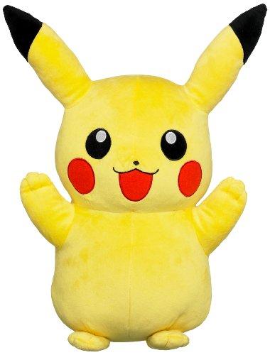 Tomy 71799 - Pikachu, Peluche di 45 cm