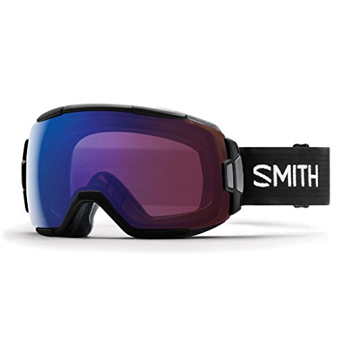 Smith Erwachsene Vice Skibrille Black M