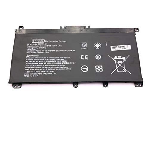 BLESYS TF03XL 920070-855 HSTNN-LB7X 920046-121 920046-421 920046-541  HSTNN-IB7Y HSTNN-LB7J TF03041XL TPN-Q188 Laptop Battery Compatible with HP