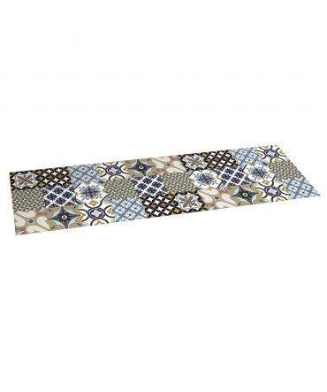 ALFOMBRA DE VINILO HIDRAULICO - Medidas de alfombra - 60cmx200cm