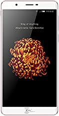 Kenxinda V9 4G LTE Unlocked Dual-Sim Smartphone 6.0-inch Display with 13MP and 8MP Camera, 2GB RAM and 16GB ROM, Battery 3500mAh,(Rose Gold)