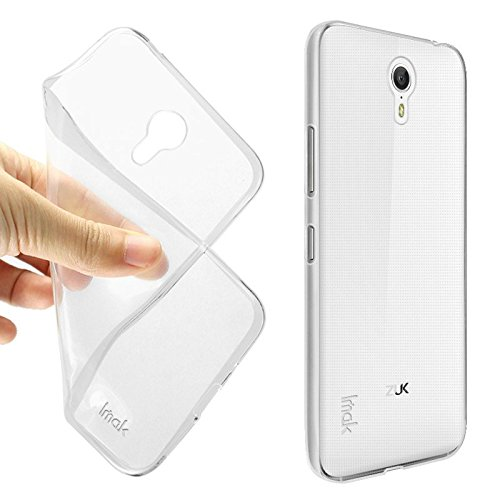 OpenBuy Soft Slim Back Cover Case For Lenovo ZUK Z1 Thin Durable Protective Crystal Clear Slilicon Transparent for Lenovo ZUK Z1