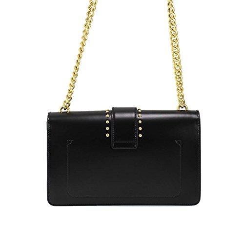Pinko 1P212Z-Y4J3 Tasche Frau Black