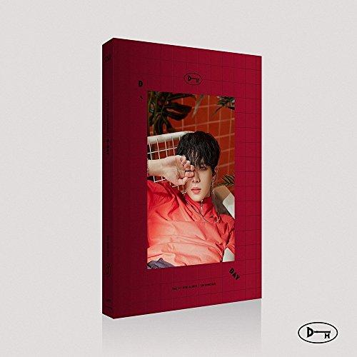 Kakao M Kim Dong HAN JBJ - D-Day [Red ver.] (1st Mini Album) CD+Photobook+2Photocards