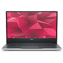 "2018 Newest Dell Premium High Performance Business Flagship Laptop PC 15.6"" FHD LED-Backlit Display Intel I7-7500U Processor 16GB DDR4 RAM 1TB HDD HDMI Webcam Bluetooth Windows 10 Pro-Silver"
