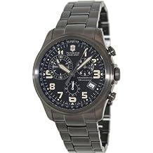 Victorinox Swiss Army 241289 - Reloj para hombres, correa de acero inoxidable