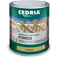 Imprimación Fondo Cedria Maderas Pino-Abeto (750 ml)