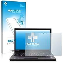 upscreen Bacteria Shield Matte Protector Pantalla Mate para Lenovo ThinkPad T440s UltraBook (Touch) Película Protectora Anti-Bacteria, Antireflejos, Antireflectante