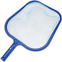 Fossrn Malla Recoger Hojas Para Piscina Limpia - 18 X 12 Pulgada (azul)
