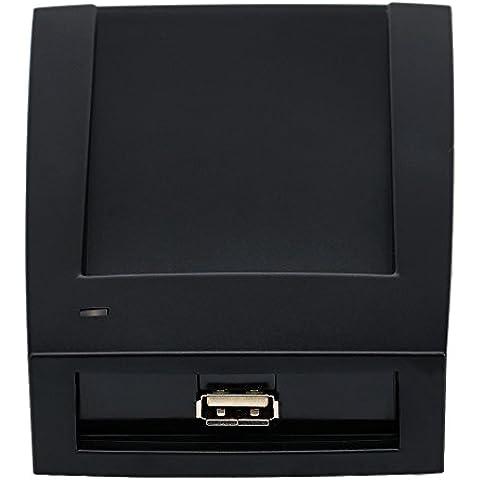 KKmoon RFID 13.56MHz Lector de Tarjeta IC de Proximidad + 10pcs IC Tarjetas de Llaves