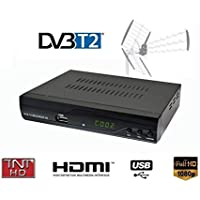 Decodificador TDT 1080P Full HD -  STROM 504 / Dolby / multimedia / Jugador H.264 / MPEG-2/4