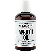 Better Shea Butter-Olio Di Albicocca - 4 Once