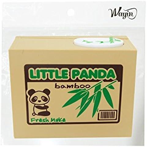 WayIn® Robótica Robar dinero Panda Moneda del Banco de Gran embroma el regalo