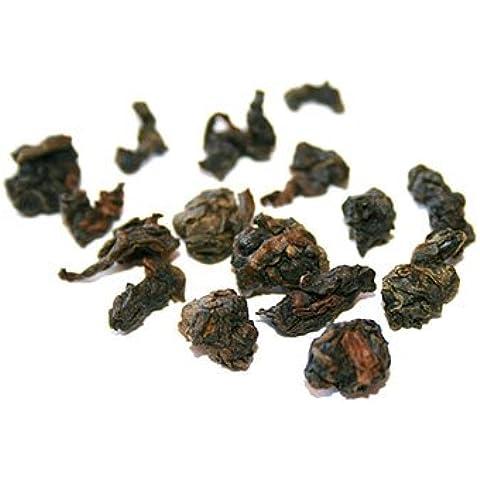 Tè Oolong Purebred Iron Goddess - barattolo da 75g - Oolong Di Taiwan Tè